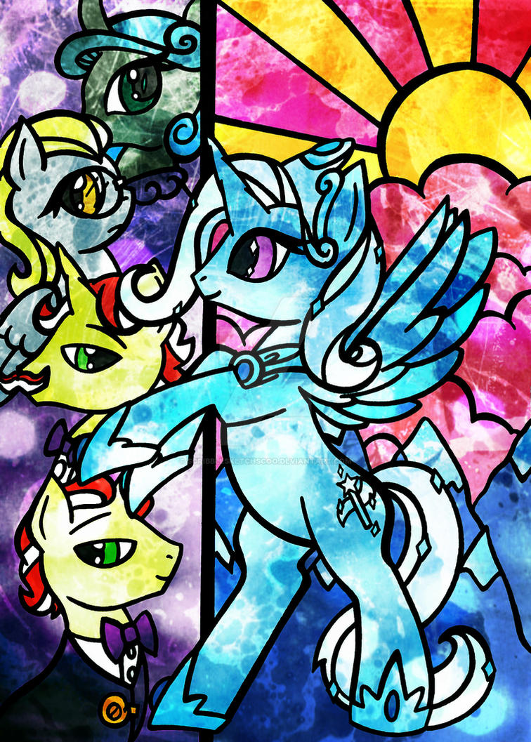 .::The Virtues of Peace::. by ScribbleSketchScoo