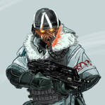 Killzone 3: Snow Soldier