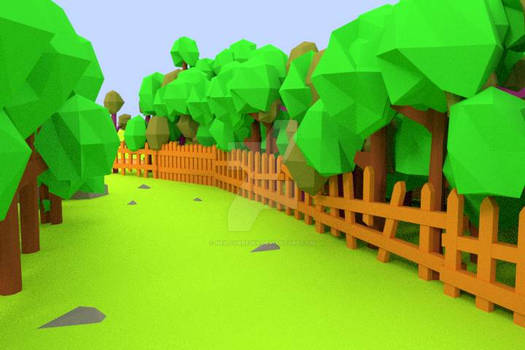 Forest Pathway 1