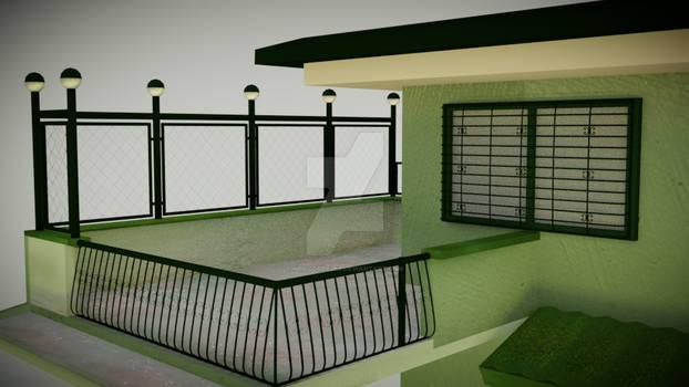 Terrace Exterior 1