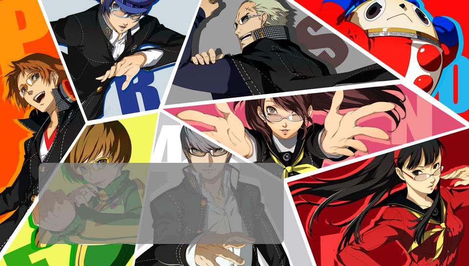 Persona 4 Playstation Vita Lockscreen by Oreely on DeviantArt