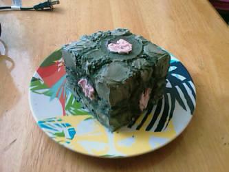 Portal Cake by Kuro-Mori