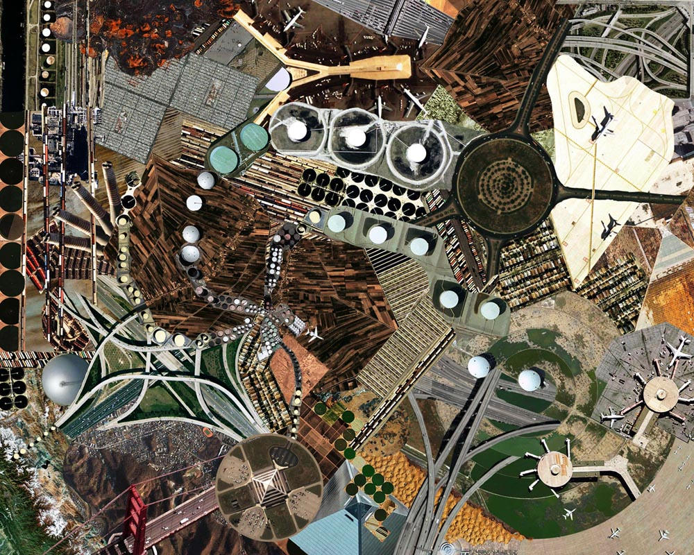 Google earth art by DrGlass