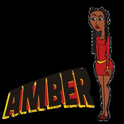 TotalDrama OC Amber by tamoti