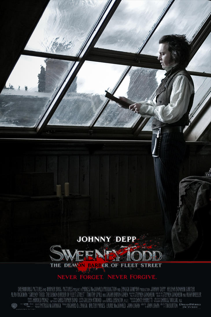 Sweeney Todd Submission 4 by rawien
