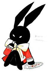 Bea Rabbit by Kagam1
