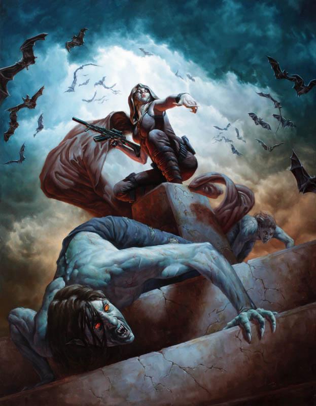 Vampire Sourcebook by Michael-C-Hayes