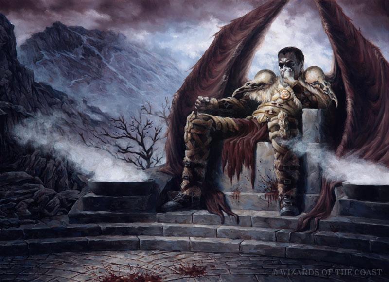 Vish Kal, Blood Arbiter by Michael-C-Hayes