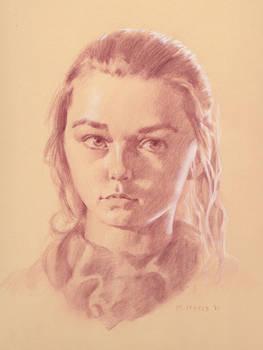 Arya Stark - Maisie Williams