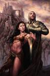 Arthur and Morgana