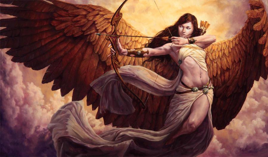 Artemis by Michael-C-Hayes