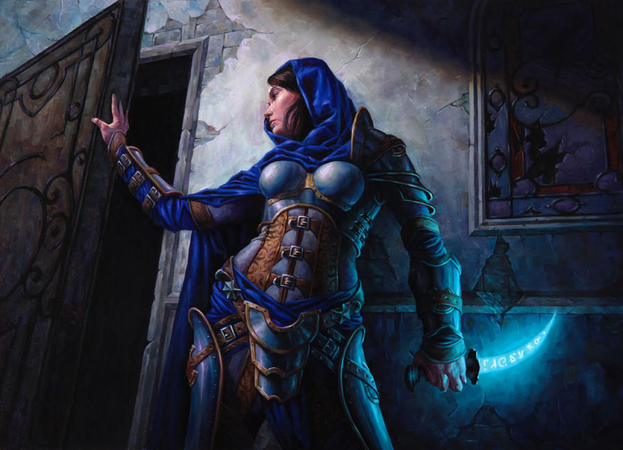Image result for stealer of secrets mtg art