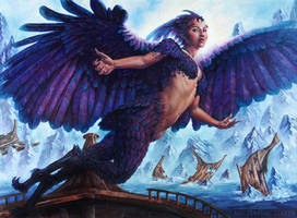 Siren of the Fanged Coast