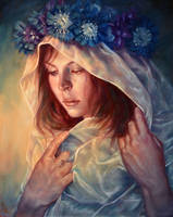 White veil by Michael-C-Hayes