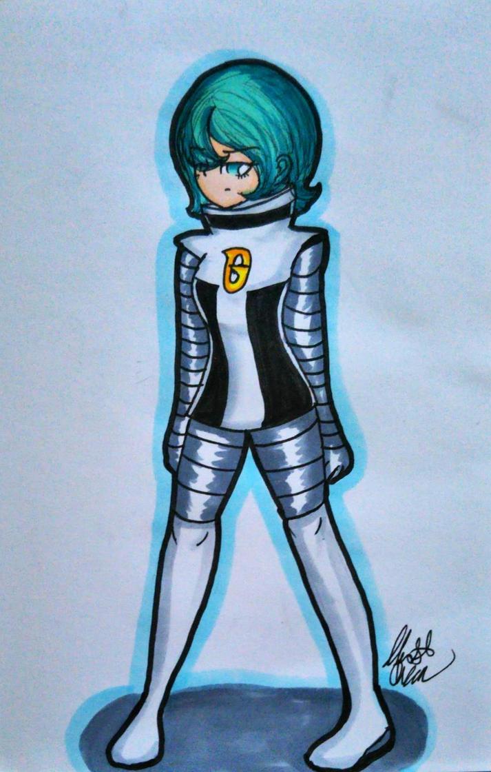Nova, Team Galactic Grunt by GhostQueen1312