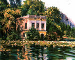 A Villa at the Lake Woerth