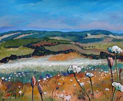 Fields with Yarrow