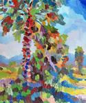 Mediterranean Landscape by Art-deWhill
