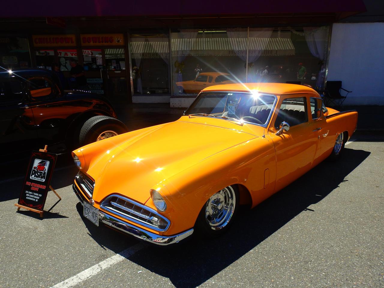 Chilliwack Classic Car Show