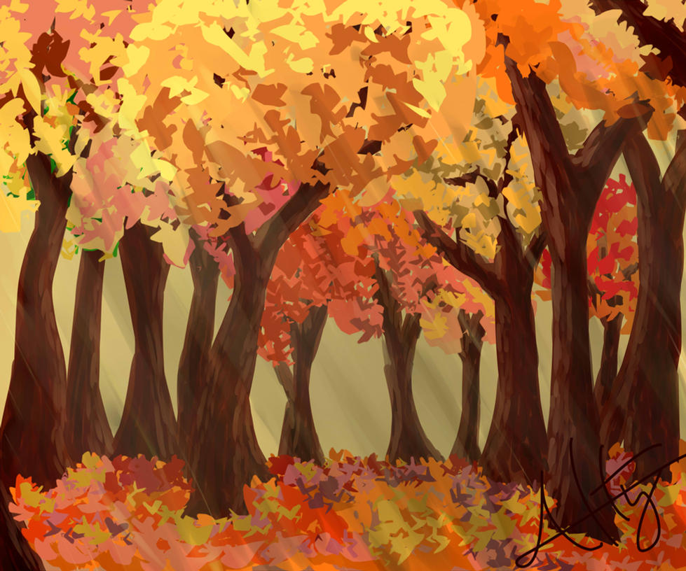 Fall by Atterca