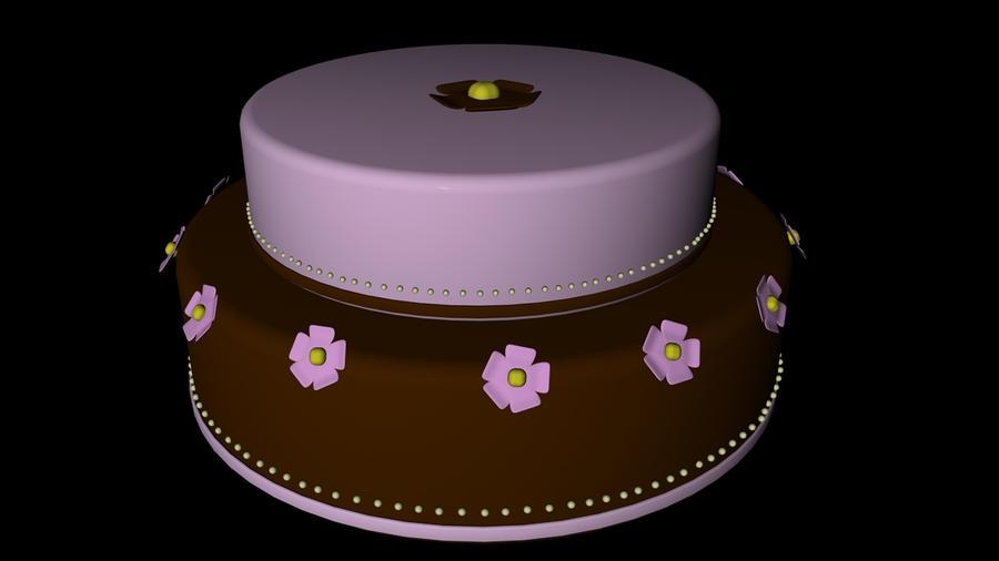 Cake Test by KukkiisArt on DeviantArt
