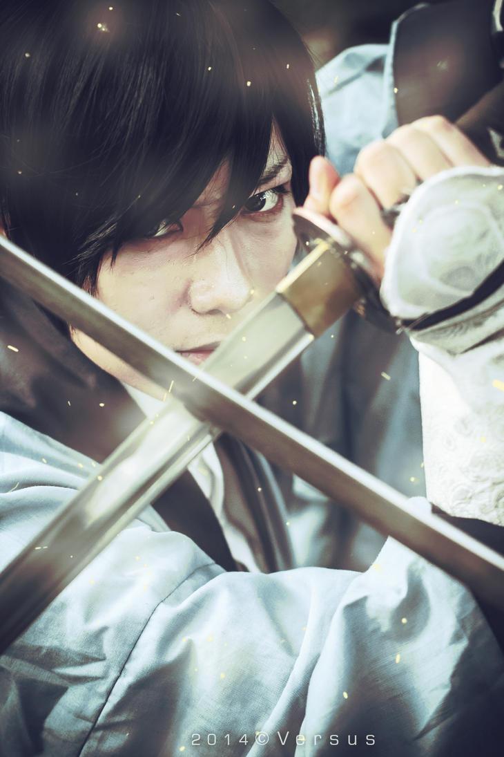 Seta the Tenken (Rurouni Kenshin) by hoangversus