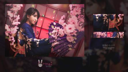 Original Kimono by hoangversus