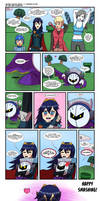 Super Smash Bros. 4 Comic: Orientation