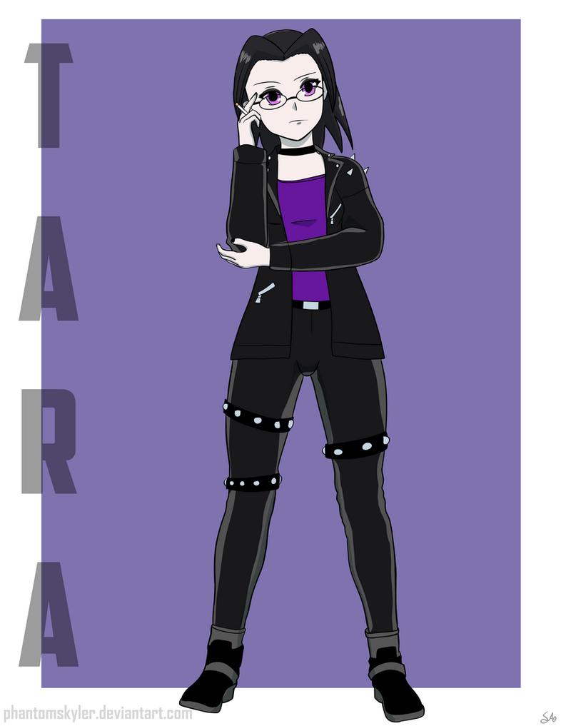 Commission - Tara Duval by PhantomSkyler