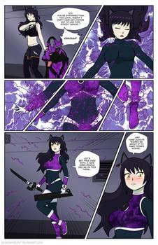 Commission - Blake Transformation Comic by PhantomSkyler