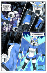 Commission - Weiss Berserker Armor Transformation by PhantomSkyler