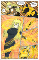 Commission - Yang Armor Transformation Page 1 by PhantomSkyler