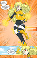 Commission - Yang Armor Transformation Page 2 by PhantomSkyler