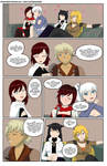 Commission - RWBY AU: Meet the Parents Pg 1