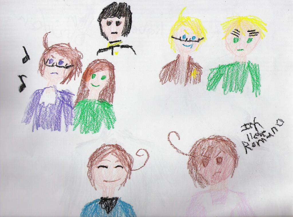 Tabitha's drawing 2 by Tarmina