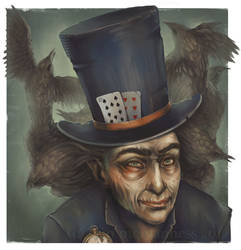 .The Mad Hatter.