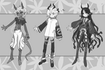 Monster boys Adopts - [CLOSED]