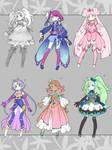 Magical girls Adopts [5/6 OPEN]