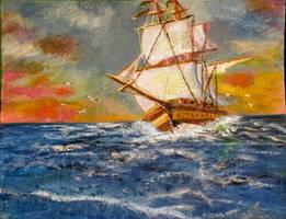 Hope the sailboat