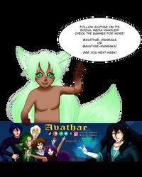 Webtoon canvas banner
