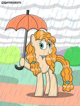 Request - Pear Butter in a rainy day
