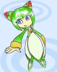 Cosmo from Sonic X by Teejii