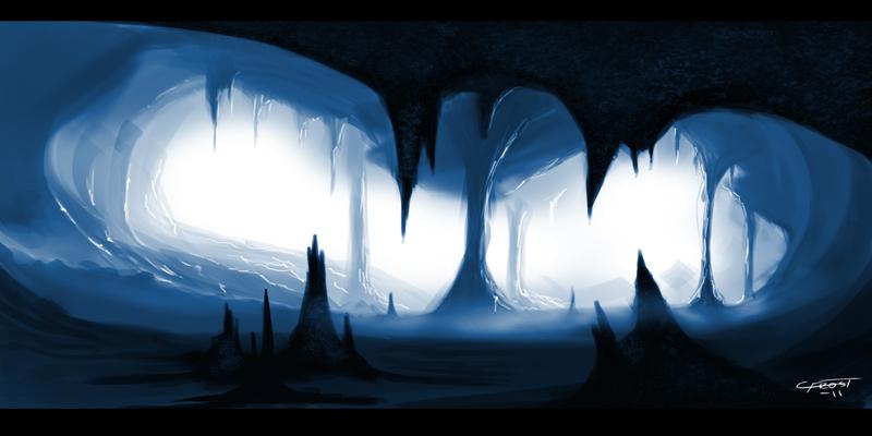 Entrañas de hielo [privada] Icecave_speedpainting_by_c_frost-d390g4u