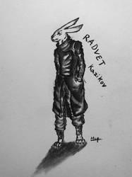 Radvet K. by kittyrat10
