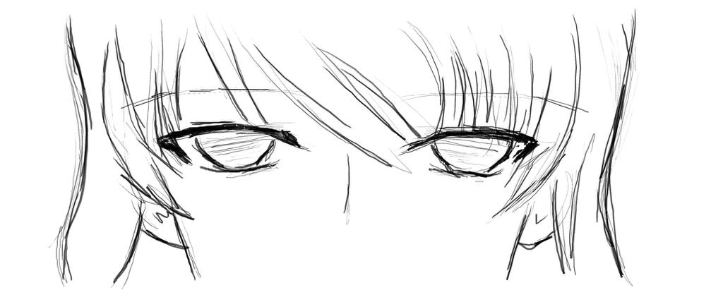 Kuudere Eyes by A-chan22 on DeviantArt