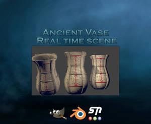 Ancient vase tutorial