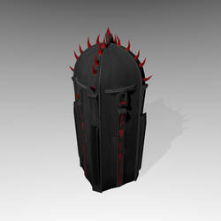 Demonic tower by betasector