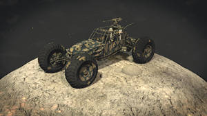 Camo scout turntable