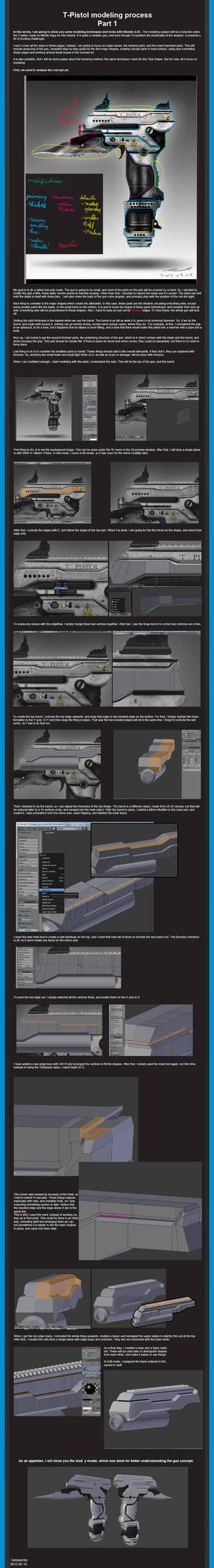 T-Pistol tutorial p1