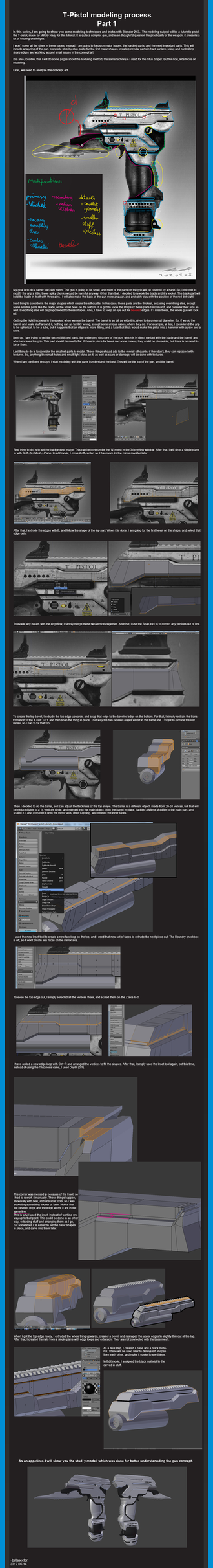T-Pistol tutorial p1 by betasector
